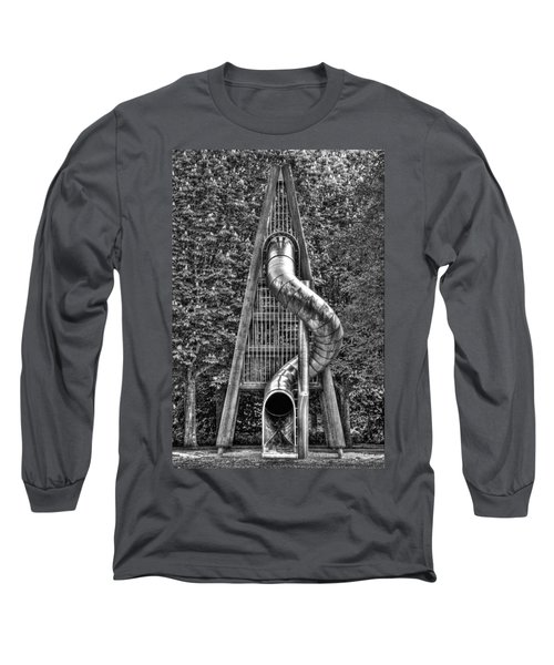 Chromium Slide Long Sleeve T-Shirt