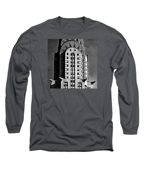 Chrysler Building Long Sleeve T-Shirt