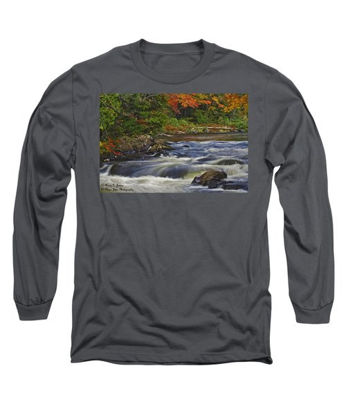 Chute Croches Long Sleeve T-Shirt