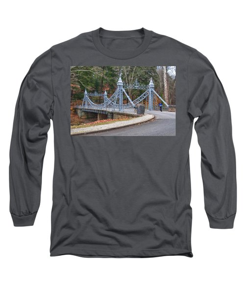 Cinderella Bridge Long Sleeve T-Shirt