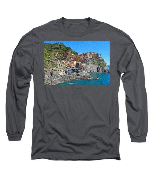 Cinque Terre Itl3403 Long Sleeve T-Shirt