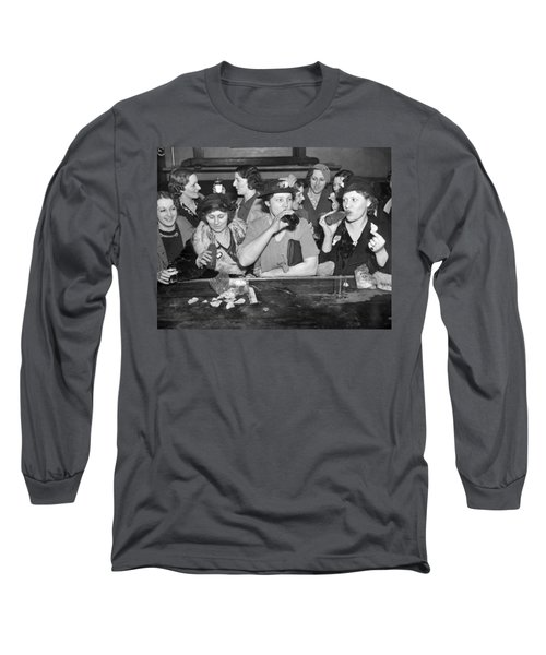 C.i.o. Victory Party Long Sleeve T-Shirt