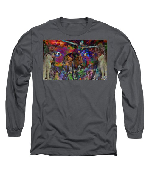 Solar Mind Long Sleeve T-Shirt