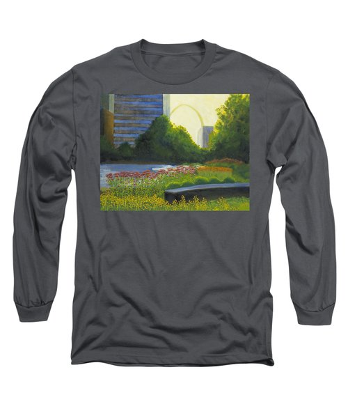 City Garden St. Louis Long Sleeve T-Shirt