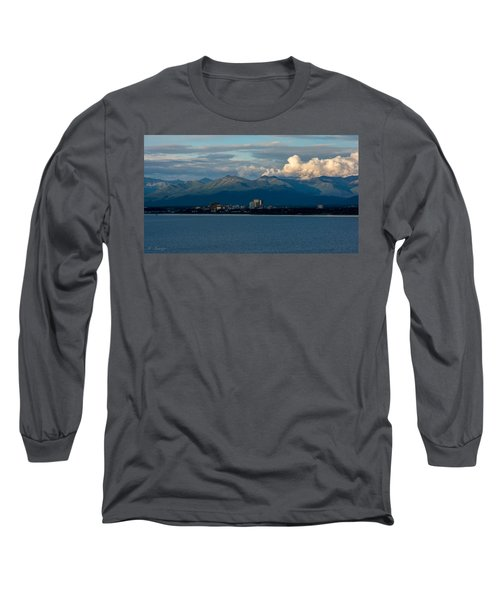 City Of Anchorage  Long Sleeve T-Shirt