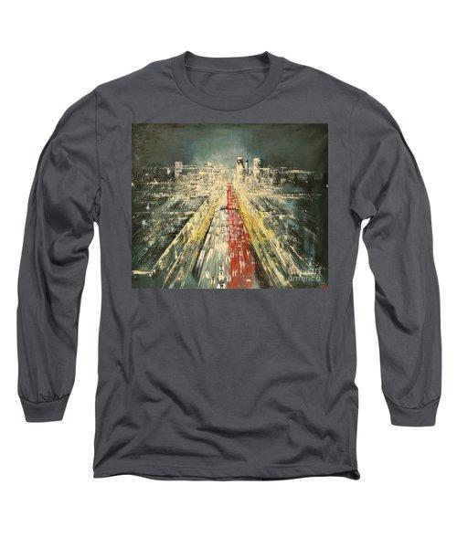 City Of Paris Long Sleeve T-Shirt