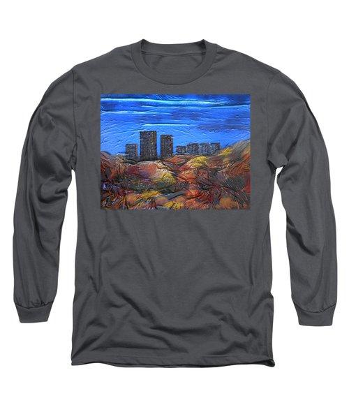City Of Trees Long Sleeve T-Shirt