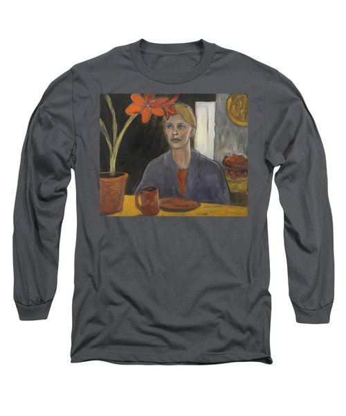 Claire's Amaryllis Long Sleeve T-Shirt