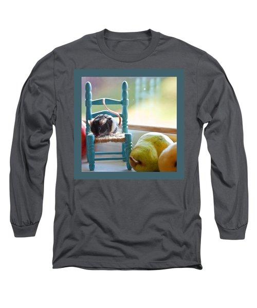 Clara's Favorite Chair Long Sleeve T-Shirt