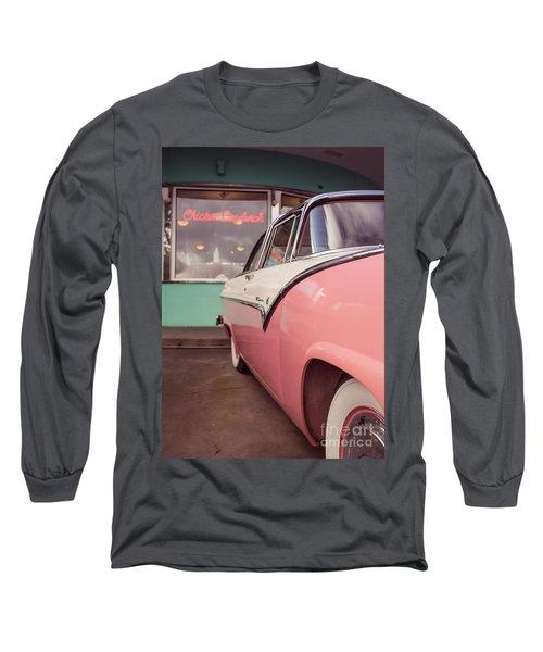 American Graffiti  Long Sleeve T-Shirt