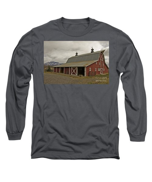 Classic Colorado Country  Long Sleeve T-Shirt