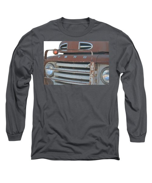 Classic Grill Long Sleeve T-Shirt