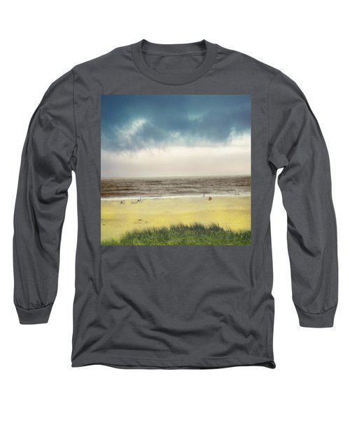 Clearing Storm Montauk  Long Sleeve T-Shirt