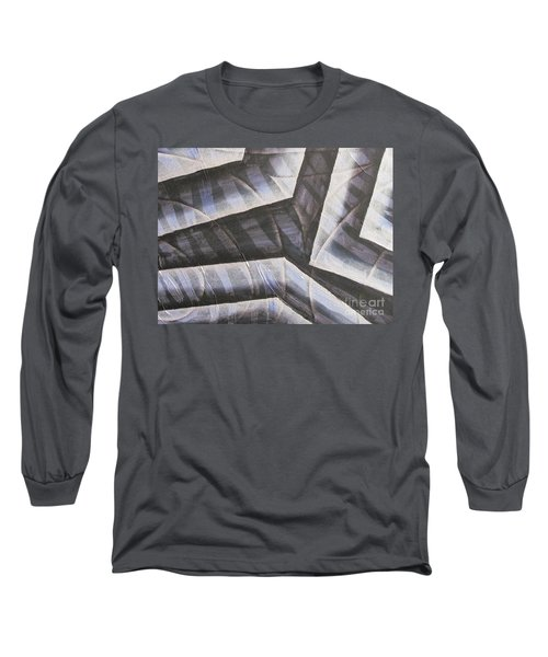 Clipart 003 Long Sleeve T-Shirt by Luke Galutia