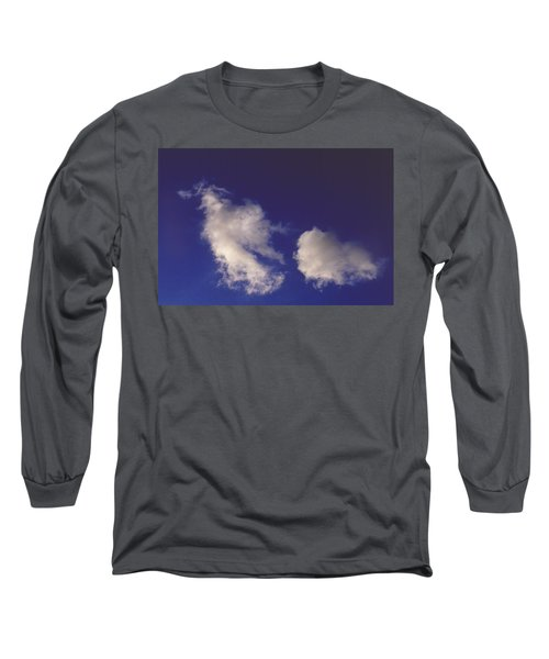 Long Sleeve T-Shirt featuring the photograph Clouds by Mark Greenberg