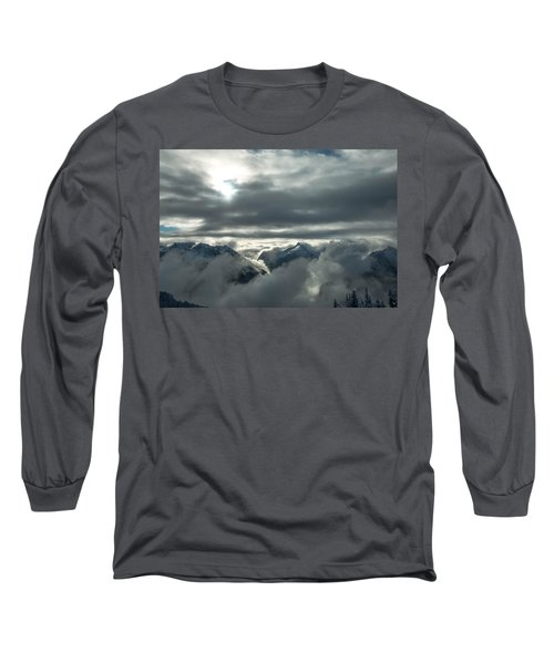 Cloudy Range Long Sleeve T-Shirt