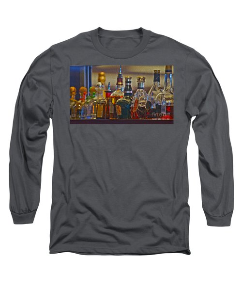 Clubbing Long Sleeve T-Shirt