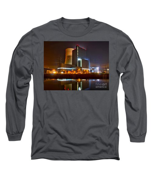 Coal Fired Powerhouse Long Sleeve T-Shirt