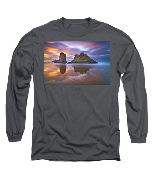 Coastal Cloud Dance Long Sleeve T-Shirt