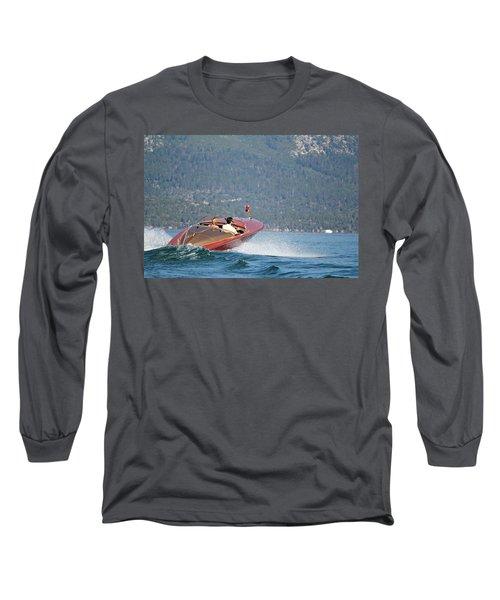 Cobra Unwinding Long Sleeve T-Shirt