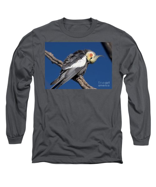 Cockatiel - Canberra - Australia Long Sleeve T-Shirt