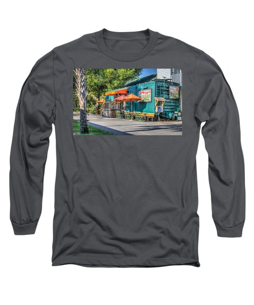 Coffee Shop Long Sleeve T-Shirt