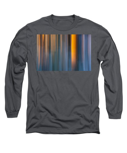 Long Sleeve T-Shirt featuring the photograph Cold Shadows by Davorin Mance