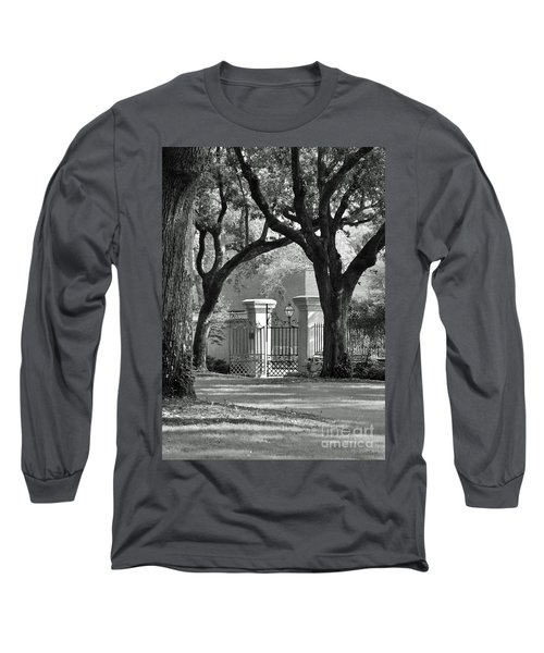 College Of Charleston Gate Long Sleeve T-Shirt