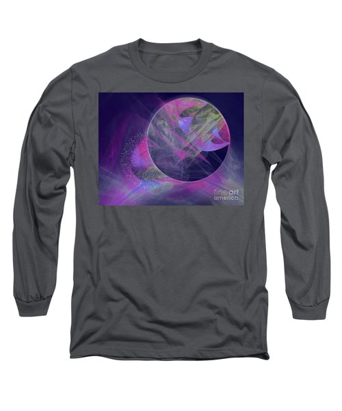 Collision Long Sleeve T-Shirt