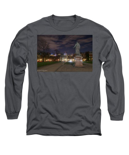 Colonel William Prescott Long Sleeve T-Shirt