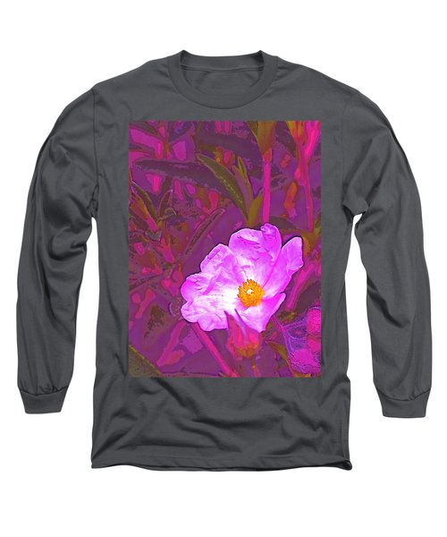 Long Sleeve T-Shirt featuring the photograph Color 2 by Pamela Cooper