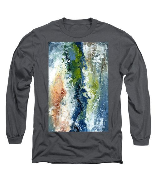 Color Harmony 10s Long Sleeve T-Shirt by Emerico Imre Toth