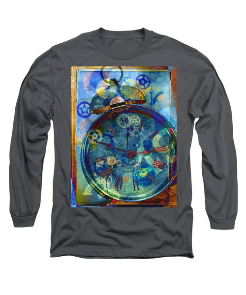 Color Time Long Sleeve T-Shirt