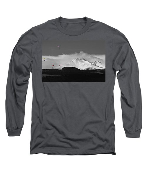 Colorado Rocky Mountain High Long Sleeve T-Shirt