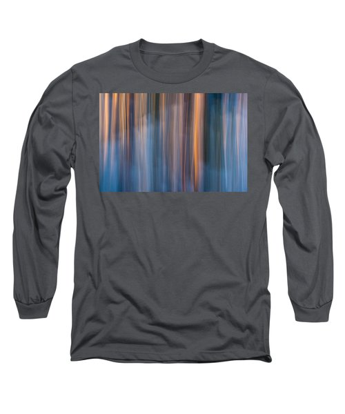 Colors Of Dusk Long Sleeve T-Shirt by Davorin Mance