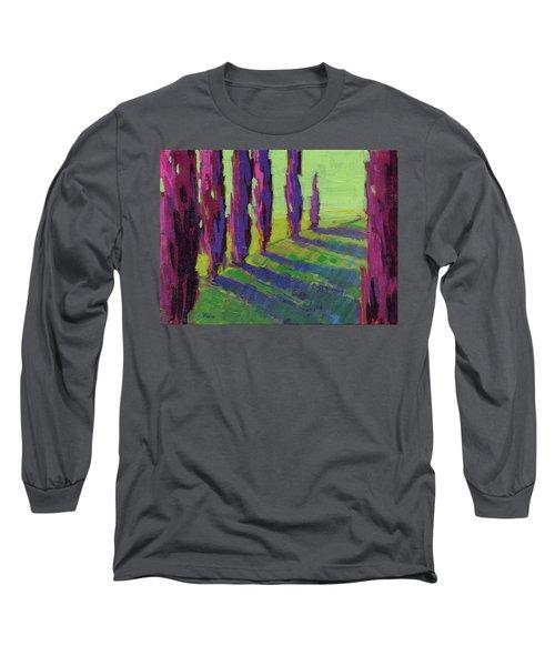 Colors Of Summer 1 Long Sleeve T-Shirt