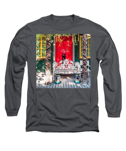 Colourful In Singapore Long Sleeve T-Shirt