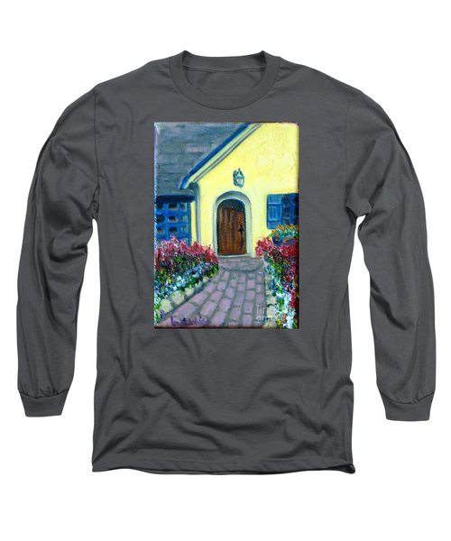 Coming Home Long Sleeve T-Shirt by Laurie Morgan