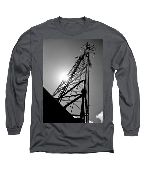 Comm Tower Long Sleeve T-Shirt