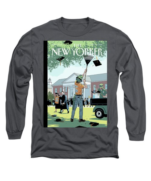 Commencement Long Sleeve T-Shirt