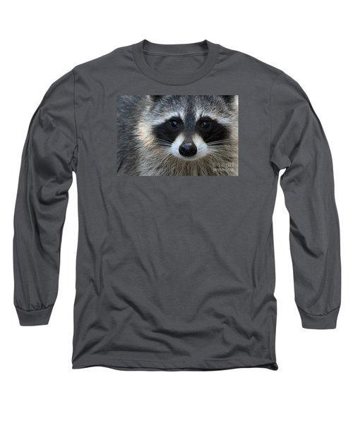Common Raccoon Long Sleeve T-Shirt