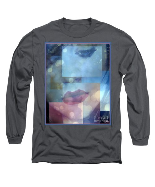 Compartmentalised Long Sleeve T-Shirt by Irma BACKELANT GALLERIES
