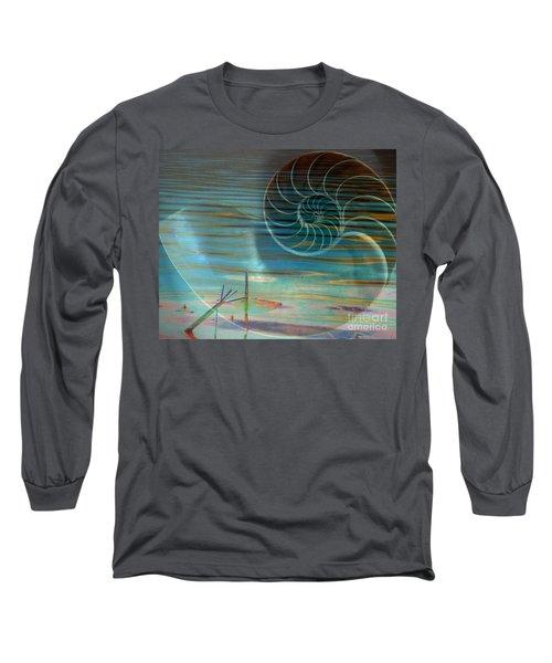 Conch Long Sleeve T-Shirt