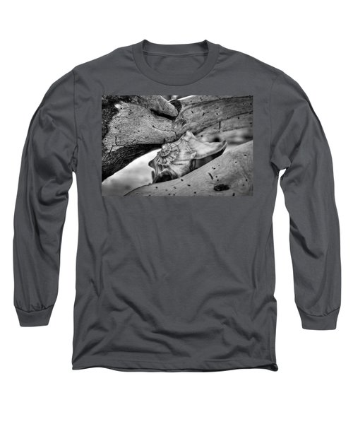 Conch Shell One Long Sleeve T-Shirt