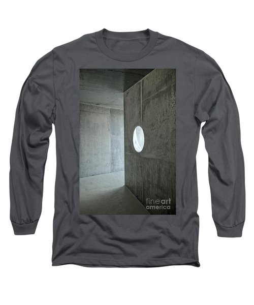 Contemporary Architecture Detail Long Sleeve T-Shirt