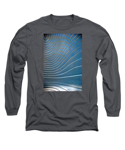 Long Sleeve T-Shirt featuring the photograph Contours 1 by Wendy Wilton