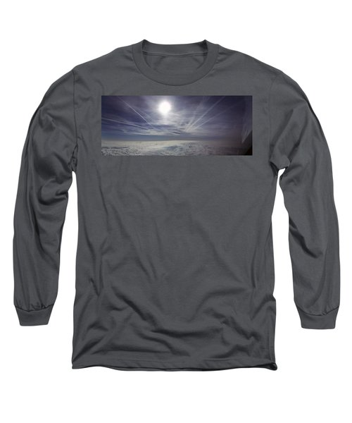Contrail Panorama Long Sleeve T-Shirt