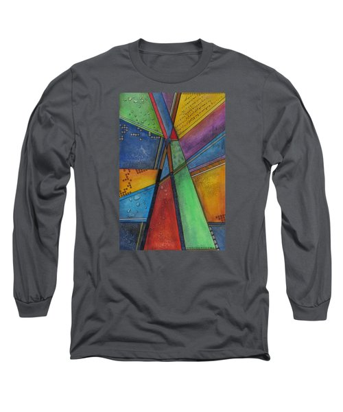 Convergence Long Sleeve T-Shirt by Nicole Nadeau