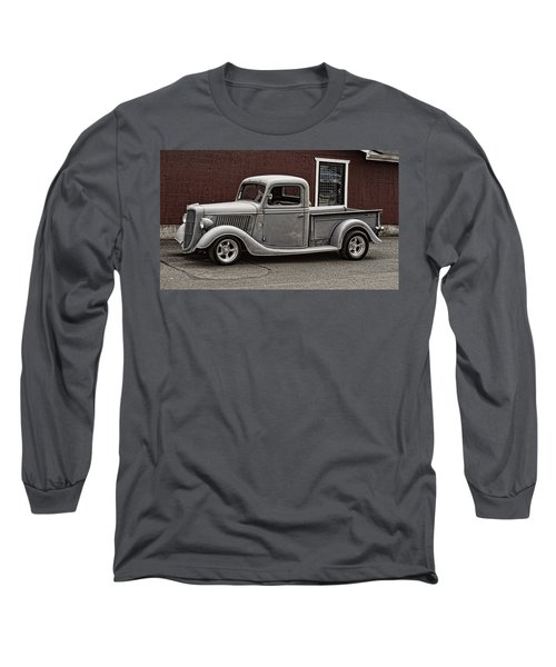 Cool Little Ford Pick Up Long Sleeve T-Shirt