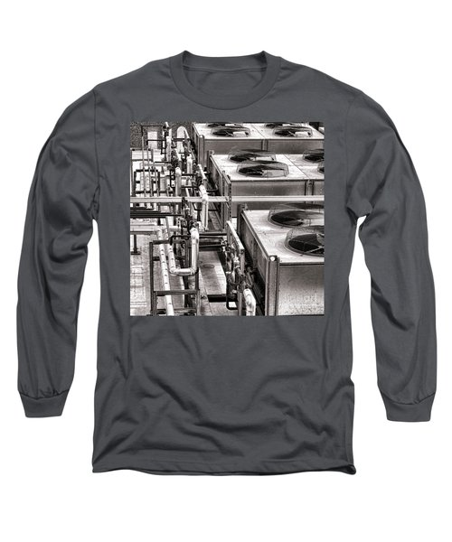 Cooling Force Long Sleeve T-Shirt